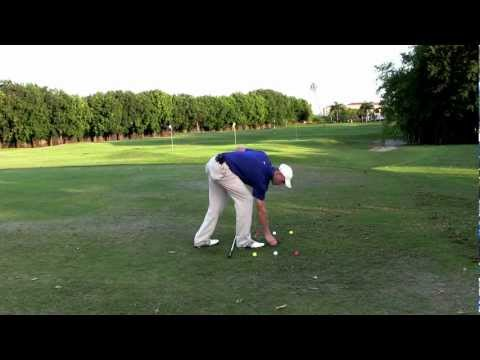 5 Minute Golf Lessons – Shaping your shot