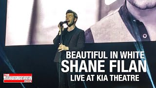 Shane Filan - Beautiful In White (Live at Kia Theatre)
