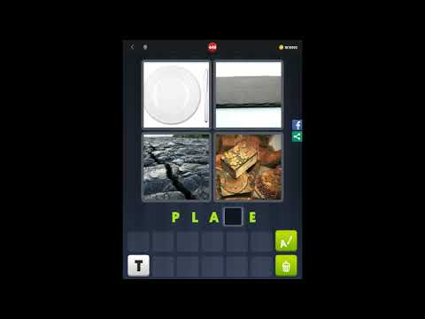 4 Pics 1 Word Level 401 To 500 Answers Youtube