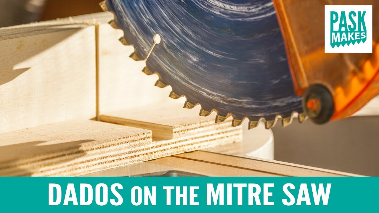 Dados on the mitre saw youtube greentooth Image collections