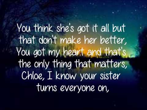 Emblem3 - Chloe (You're The One I Want) [Lyrics on Screen & in Description] HD