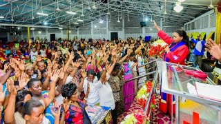 GOD HAS MADE YOU A COMMANDER! Oracle of God Ministering in Shiloh Conference Daresaalam,  Tanzania