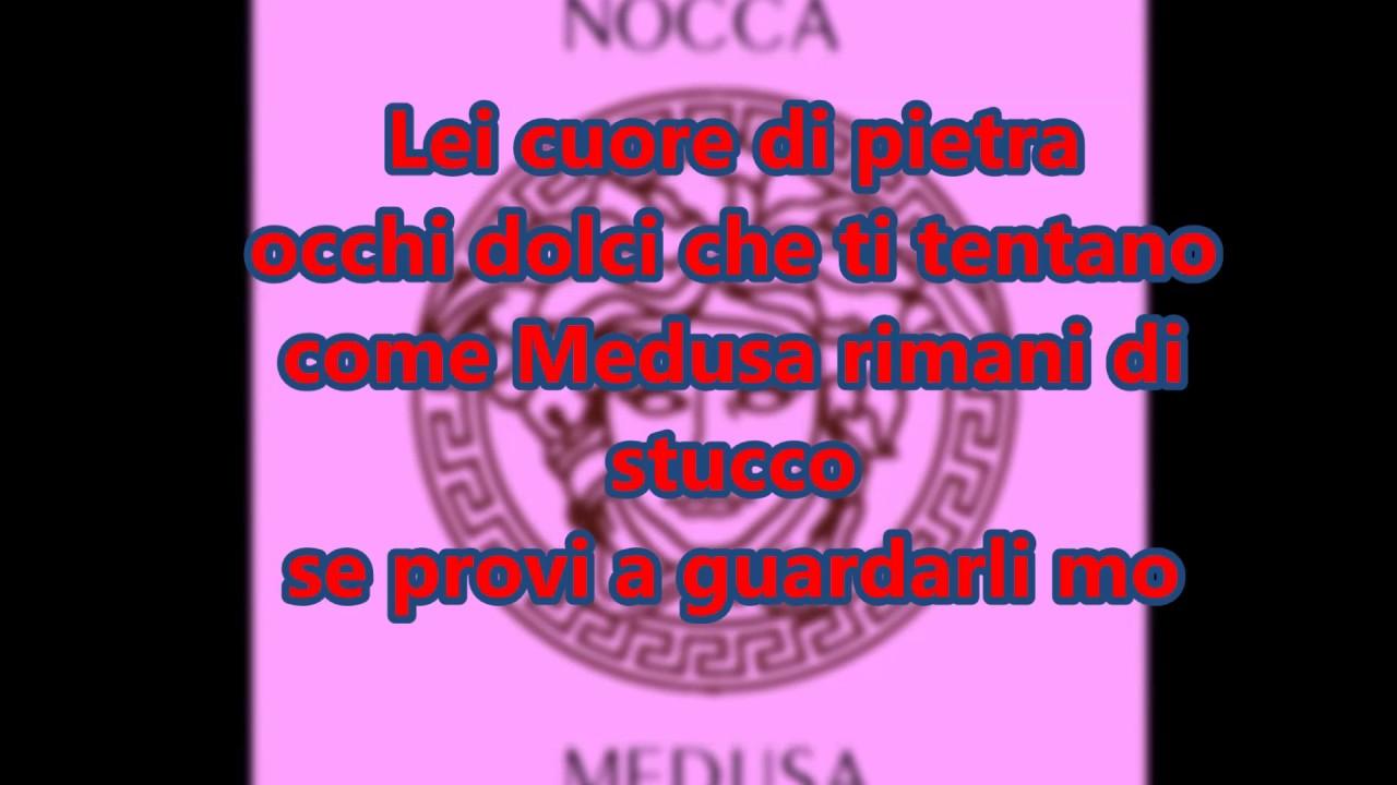 Nocca Medusa Cuore Di Pietra Testo Lyrics Official Video