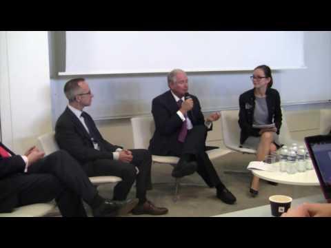 Mr Schwarzman at HEC Paris
