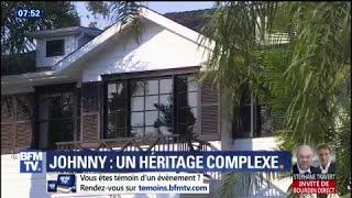 Chansons, image, propriétés… que va devenir le patrimoine de Johnny Hallyday?