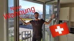 Neue Wohnung in der Schweiz