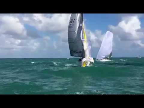 Full Race 6 Replay 720p - 2014 Melges 32 World Championship