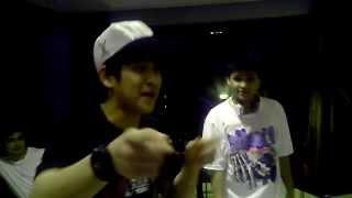 Repeat youtube video DEVON SERON Freestyle rap by Geo Ong & Pio Balbuena