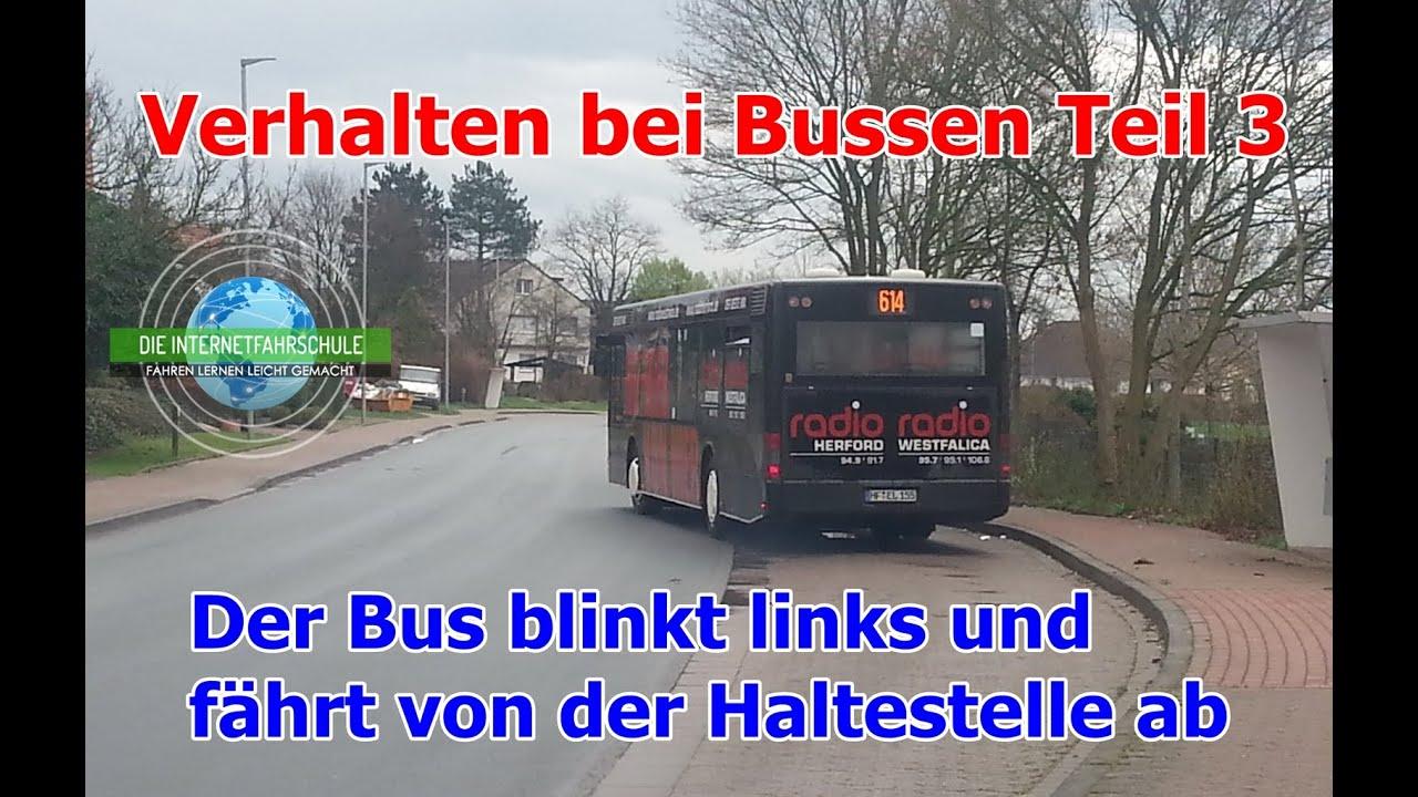 Welche verhalten ist richtig bus