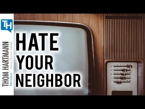 Why Do Our TV Channels Make us Hate Each Other?