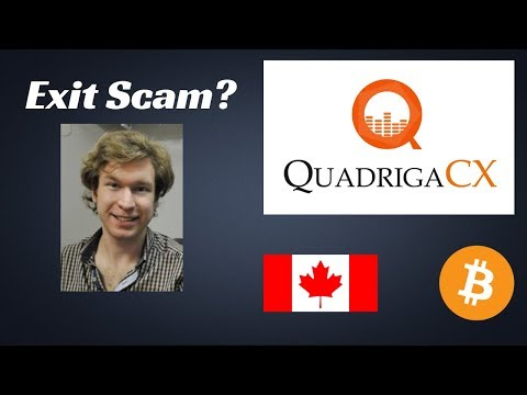 QuadrigaCX - Facts From The Canadian Mt. Gox