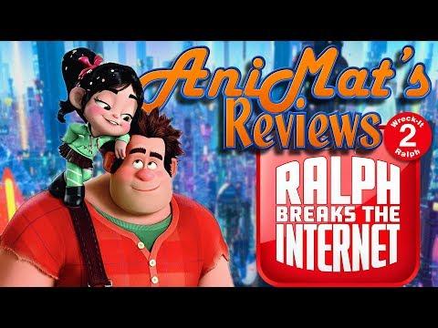 Ralph Breaks The Internet - AniMat's Reviews