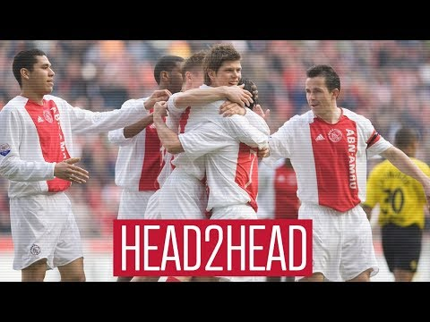 Head2Head: Ajax - NAC Breda