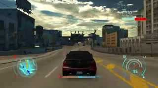 Need For Speed Undercover - PC gameplay *HD*