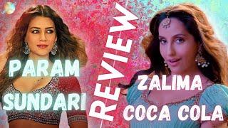 ZALIMA COCA COLA vs PARAM SUNDARI | Shreya Ghoshal #clickbait