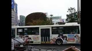 双恋ラッピングバス 京王バス版