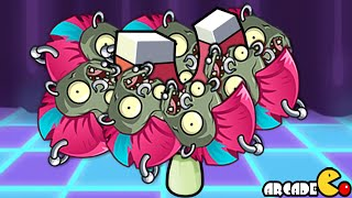 Plants Vs Zombies 2 - Neon Mixtape Tour Side A Thyme Wrap Challenge!