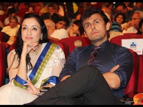 Shekhar Ravjiani With His Wife