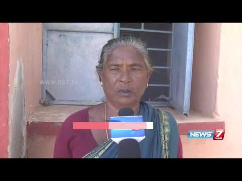 Public requests to open health centre at Sivaganga | News7 Tamil