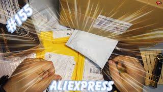Обзор и распаковка посылок с AliExpress #155