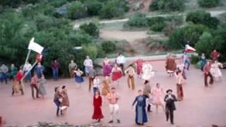 palo duro canyon musical drama opening