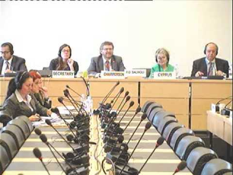 Review of Cyprus by UN Human Rights Committee - Part 2