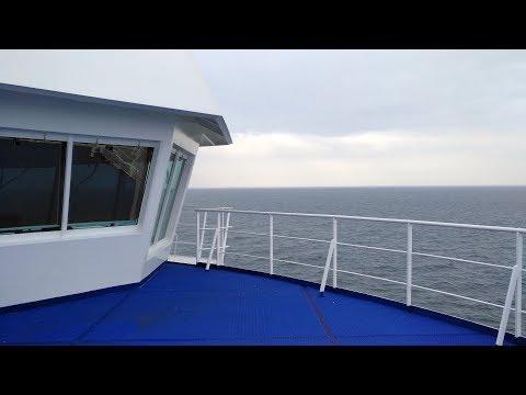 Scandlines, Rødby-Puttgarden, Denmark-Germany, Baltic Sea