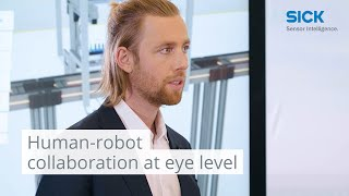 Human-robot collaboration: collecting, integrating and using data intelligently | SICK AG