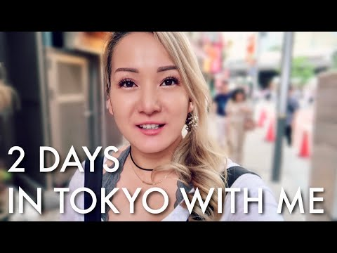 Come to Tokyo with Me   Day in My Life in Japan