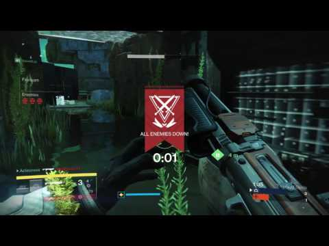 Destiny RESPECT Your Elders // Trails Of Osiris Chat Room