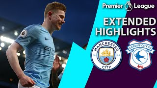 Manchester City v. Cardiff City   PREMIER LEAGUE EXTENDED HIGHLIGHTS   4/3/19   NBC Sports