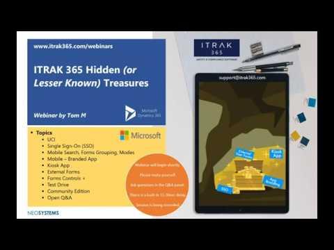 ITRAK Showcase: Hidden Treasures