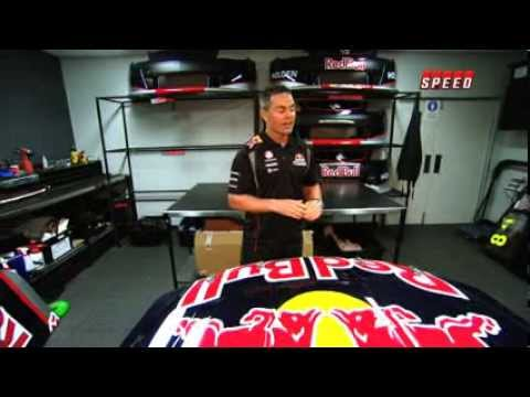 SPEED Access All Areas- Craig Lowndes Workshop Tour