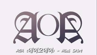 AOA (에이오에이) - Mini Skirt