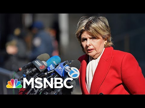 Allred Calls Conviction 'Legal Reckoning For Harvey Weinstein' | Andrea Mitchell | MSNBC