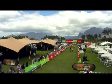2018 Absa Cape Epic LIVE | Grand Finale | Finish Line