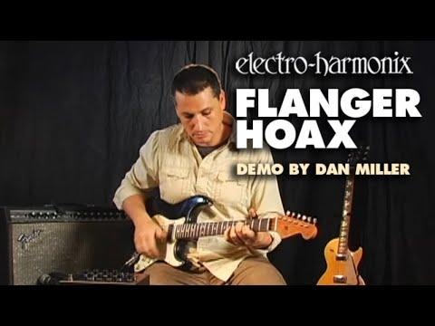 Flanger Hoax - Demo By Dan Miller - Phaser/ Flanger Modulator