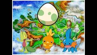 How to get Treecko torchic and Mudkip egg on Pokemon X Y game | Peter Stephens