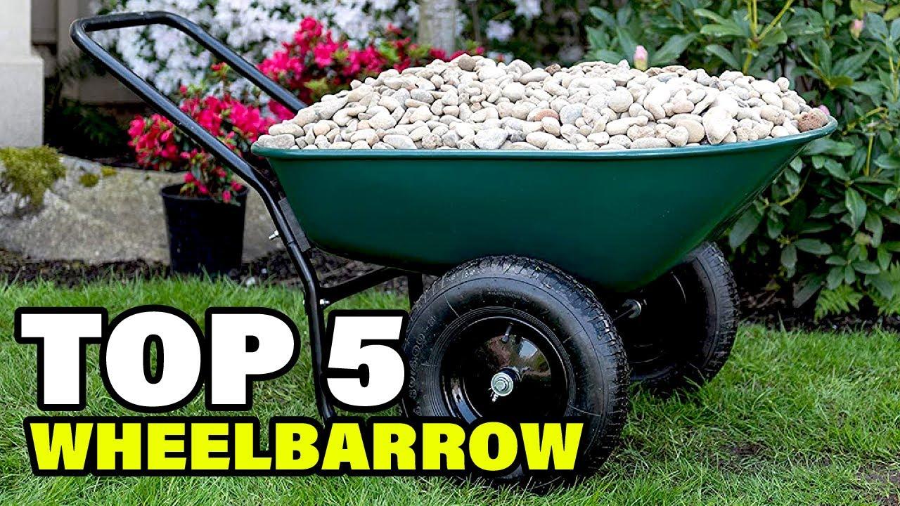 Download Best Wheelbarrow Reviews 2021 | Best Budget Wheelbarrow (Buying Guide)