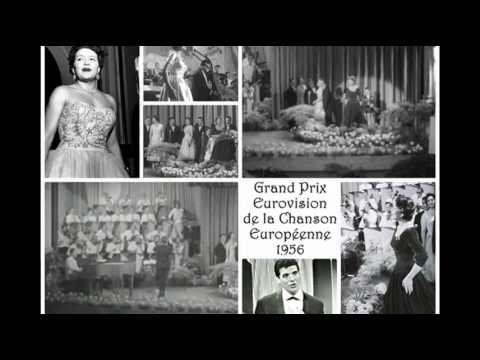 24th May 1956: First Eurovision Song Contest takes place in Switzerland