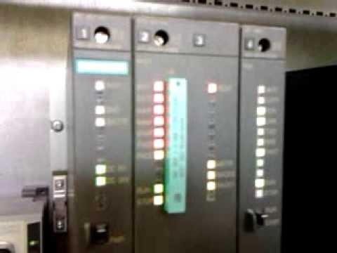 Siemens PLC 416 Fault
