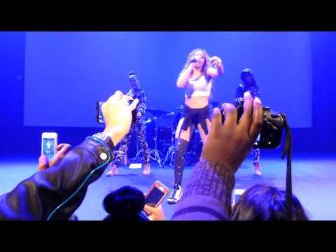 Tinashe  - All Hands on Deck (Aquarius Tour D.C. 12-17-14)