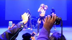Tinashe  - All Hands on Deck (Aquarius Tour D.C. 12-17-14)