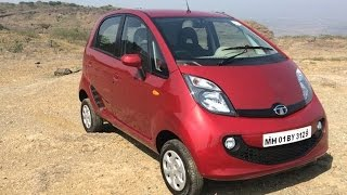 Top Speed - Wheelspin - Tata Nano GenX Review, Features, Price & More