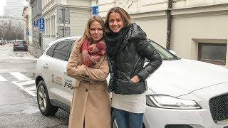 FunFÁRO 06 - Daniela Hantuchová robila trikrát autoškolu