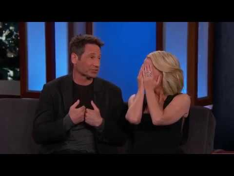 Gillian Anderson & David Duchovny - If Our Love Is Wrong (Gillovny)