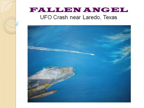"Jim Harold ""Fallen Angel: UFO Crash Near Laredo, Texas"" with Noe Torres"