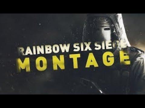 Rainbow Six Montage!