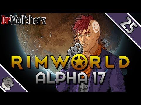 RimWorld (Alpha 17) – #25 Wir Bauen Ein Gefängnis – Let's Play