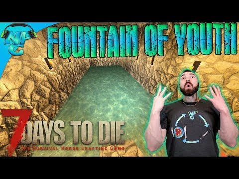 7D2D Infinite Water Trick 🌊 and New Squad Members 👬 to Survive With ☣! 7 Days to Die E63